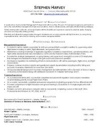 Experience On A Resume Employment History Template Sample First Resume Employment