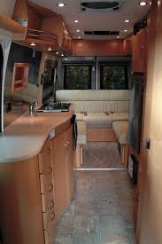 Camper Interiors Motorhome Interiors Auto News And Car Reviews