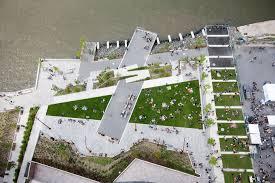 Urban Landscape Design by The Edge In Williamsburg Laud8 Landscape Architecture Urban Design
