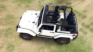 small jeep wrangler wrangler white for spin tires