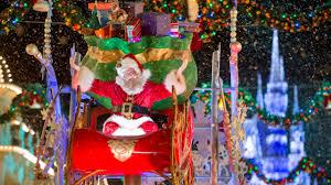 where to see santa at walt disney world resort disney parks blog