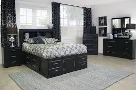 Bed Set With Drawers by Mor Furniture For Less The Serenity Storage Bedroom Mor