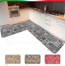 tappeti x cucina tappeti corsie e moquette beige per la cucina ebay