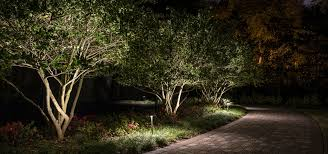 Landscape Up Lights Pre Configured Uplights Lighting Small Trees Sidera Landscape