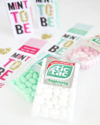mint to be wedding favors tic tac diy wedding favor idea with printables party ideas
