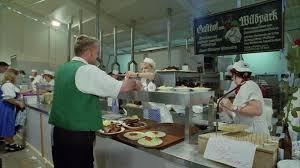 credenza ristorante gastronomia tendone della festa oktoberfest monaco di