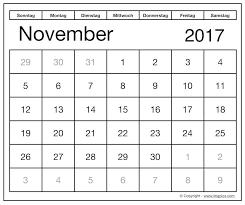 Kalender 2018 Hd November 2017 Kalender Hd 2018 Druckbarer Kalender