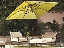 Rectangle Patio Umbrella Large Rectangular Patio Umbrellas Probably Cool Patio