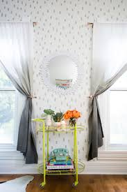 Accent Wall Patterns by Elsie U0027s Patterned Wall And Half Painted Door A 500 Giveaway