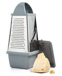 Martha Stewart Kitchen Appliances - martha stewart collection cheese grater u0026 storage created for