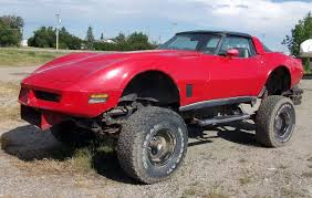 corvette station wagon kits lifted corvettes barris s asteroid to go on display hemmings daily