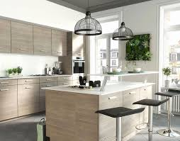 cuisine en chene blanchi plan de travail chene blanchi luxury cuisine bois massif naturel