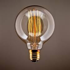 Esszimmerst Le Von Amazon Purelumetm Edison Vintage Masterglobe Glühbirne 40w E27 220