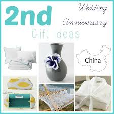 second year wedding anniversary second wedding anniversary gift ideas domesticability 2nd year