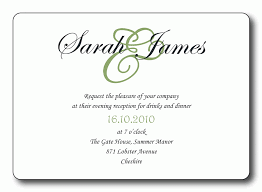 wedding invitation sle wording wedding evening reception invitation wording milanino info