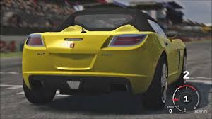 saturn sky coupe forza motorsport 3 saturn sky red line 2007 test drive