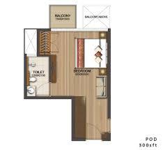 450 Sq Ft Studio Purva Silver Sands Realty Bonanza