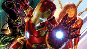 iron man 17 other characters who wore the armor ign