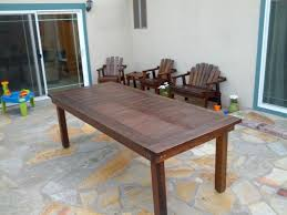 Redwood Dining Table Redwood Kitchen Table Kitchen Table Gallery 2017
