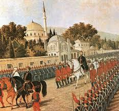Ottoman Porte Hail The New Sultan Tradition Of Celebrating Succession In The