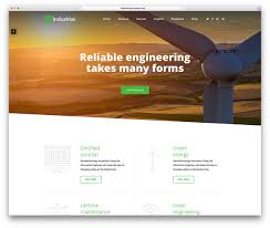 Industrial Theme by 30 Best Construction Company Wordpress Themes 2017 Colorlib