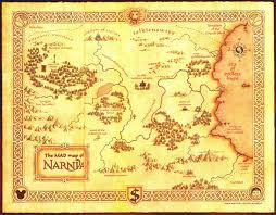 Narnia Map Fundamentalist Funhouse 06 2010
