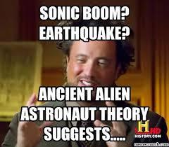 Earthquake Meme - boom earthquake