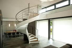 Villa Stairs Design Villa Cattelan Salgher With Rizzi U0027s Sculptural Spiral Staircase