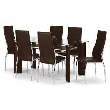 Dining Room Table 6 Chairs by 6 Seat Dining Sets U2013 Next Day Delivery 6 Seat Dining Sets From