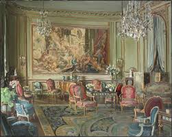 Showcase For Drawing Room 270 Best Interiors In Paintings Images On Pinterest Art