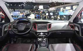 Hyundai Ix25 Interior 2019 2020 Hyundai Creta Has Been Updated For China Cars News