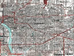 map of tulsa tulsa oklahoma ok profile population maps estate