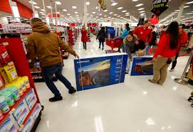 thanksgiving day shopping target reports strong start to black friday weekend online and in