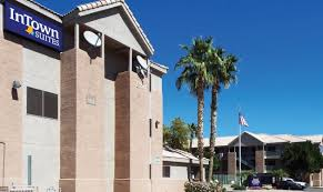 gilbert az extended stay hotel intown suites