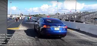 porsche tesla price porsche 911 turbo s sends tesla p100d back to drag racing