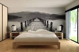 papier peint deco chambre papier peint trompe l oeil chambre à référence sur la décoration de