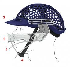 new design helmet for cricket unit 8 sport equipment