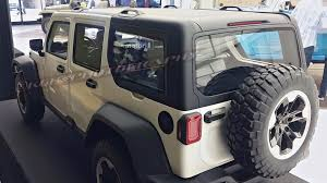 2020 jeep wrangler this rejected next gen jeep wrangler design may be hiding a secret