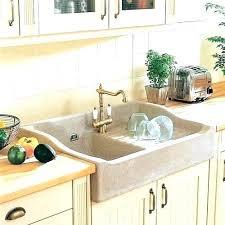evier cuisine à poser sur meuble evier en ceramique a poser evier de cuisine a poser sur meuble