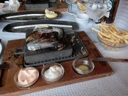 cuisine doca na pedra picture of canto da doca horta tripadvisor