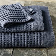 Bathroom Towel Sets by Modern Style Waffle Weave Bath Towel Set