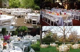 having a backyard reception ideas backyard reception ideas