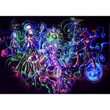 online get cheap psychedelic poster 24x36 aliexpress com