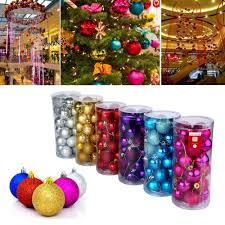 tree decoration plastic balls tree decor