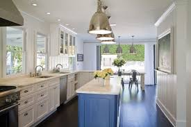 Beach Decorating Ideas Kitchen Style All White Cottage Style Kitchen Cabinet Glass Doors