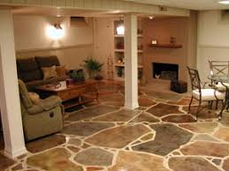 painting basement floor like granite acid staining stained