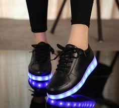 light up sole shoes colorful glowing shoes lights up led luminous shoes sole size 27 46
