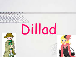 dillad names of clothes in welsh by groov e chik teaching