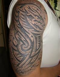 tribal tattoos for guys tattoo shoulder tattoo and tribal