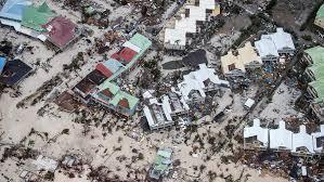 president trump u0027s and richard branson u0027s caribbean homes destroyed